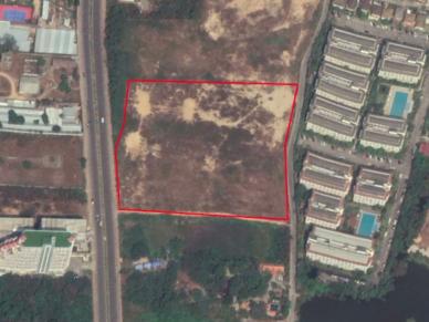 15,8 Rai - a huge plot at prime location