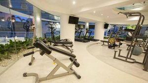 A fancy gym