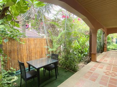 A private oasis for your guests