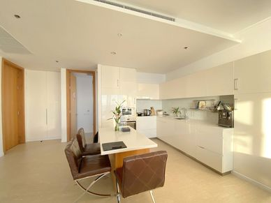 A top-modern kitchen