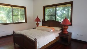 A traditional Thai bedroom