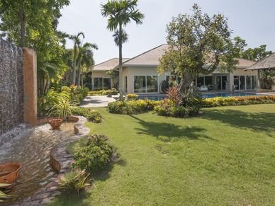 A tropical paradise on more than 2000 m2