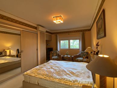 A true Suite, the master bedroom