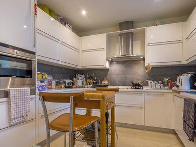 A true fine dining kitchen