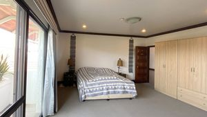 All bedrooms are fully furnished