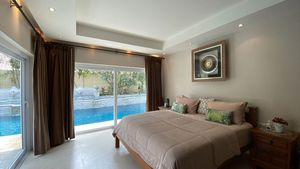 All bedrooms enjoy pleasant outdoor views