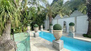 An idyllic feel-good pool