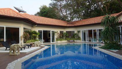 An impressive property at an impressive housing estate