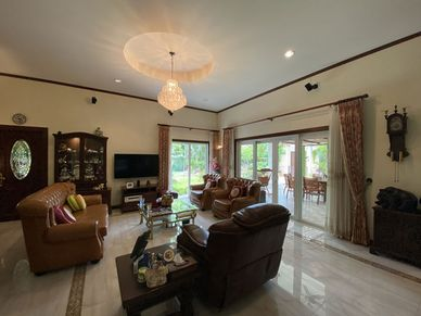 Another angle of the living-room