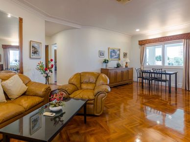 Another angle of this spacious living-room