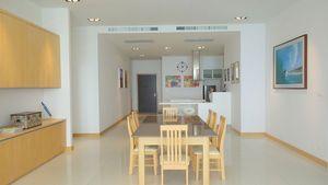 Dining-area towards kitchen