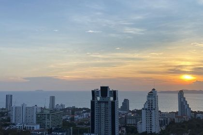Gorgeous sunsets to enjoy