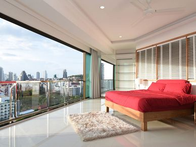 Great in every angle - the master-bedroom