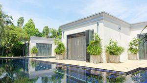 Idyllic living with utmost privacy