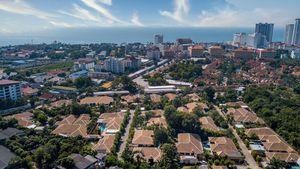 Jomtien-Park-Villas - luxurious and at top location