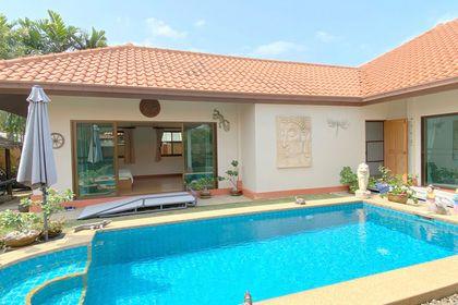 Just a part of this pleasant villa