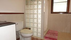 Just one of six bathrooms