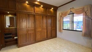Just part of the master-bedroom