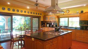 Just part of this impressive kitchen
