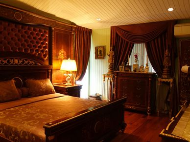 Living like a nobleman - bedroom two