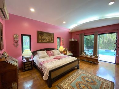 Not the largest but perhaps the master-bedroom