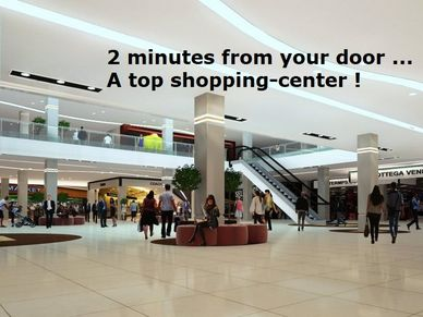 One of the best shopping-centers at your convenience