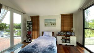 That`s a 5th bedroom adjacent to the master-bedroom