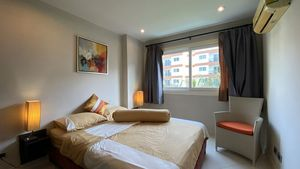 The 2 bedrooms are modern and generous in space