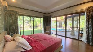 The bedrooms enjoy lovely views