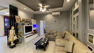 The lounge- and sofa-area