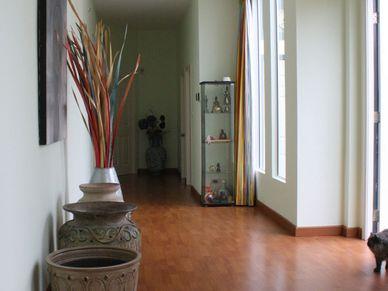 The main-houses hallway