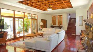 The main lounge-area