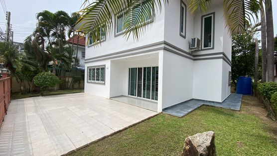 This is the front of the property
