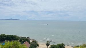 Views across the sea and Koh Larn from your terrace