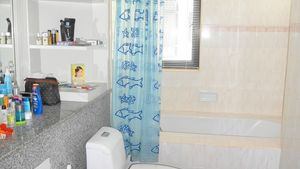 Another bathroom of this 3-bedroom home at Jomtien Yacht Club