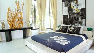 Another bedroom of this high end residence above Pattaya