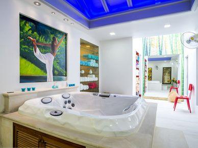 More of a 5 star spa than a bathroom