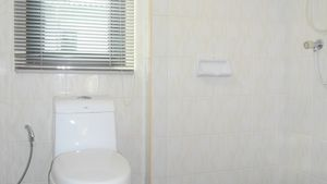 One of the bathrooms of this 3-bedroom home at Jomtien Yacht Club
