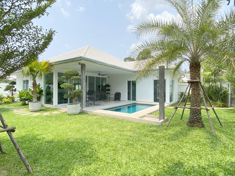Brand New Boutique 2 Bedroom Pool Home Huai Yai Thailand Property Gate