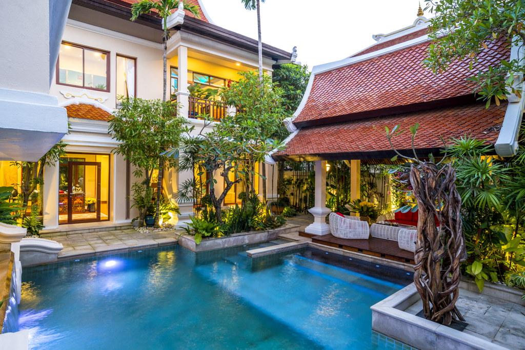 Vip Villas Pattaya Oasis Jomtien Beach For Sale
